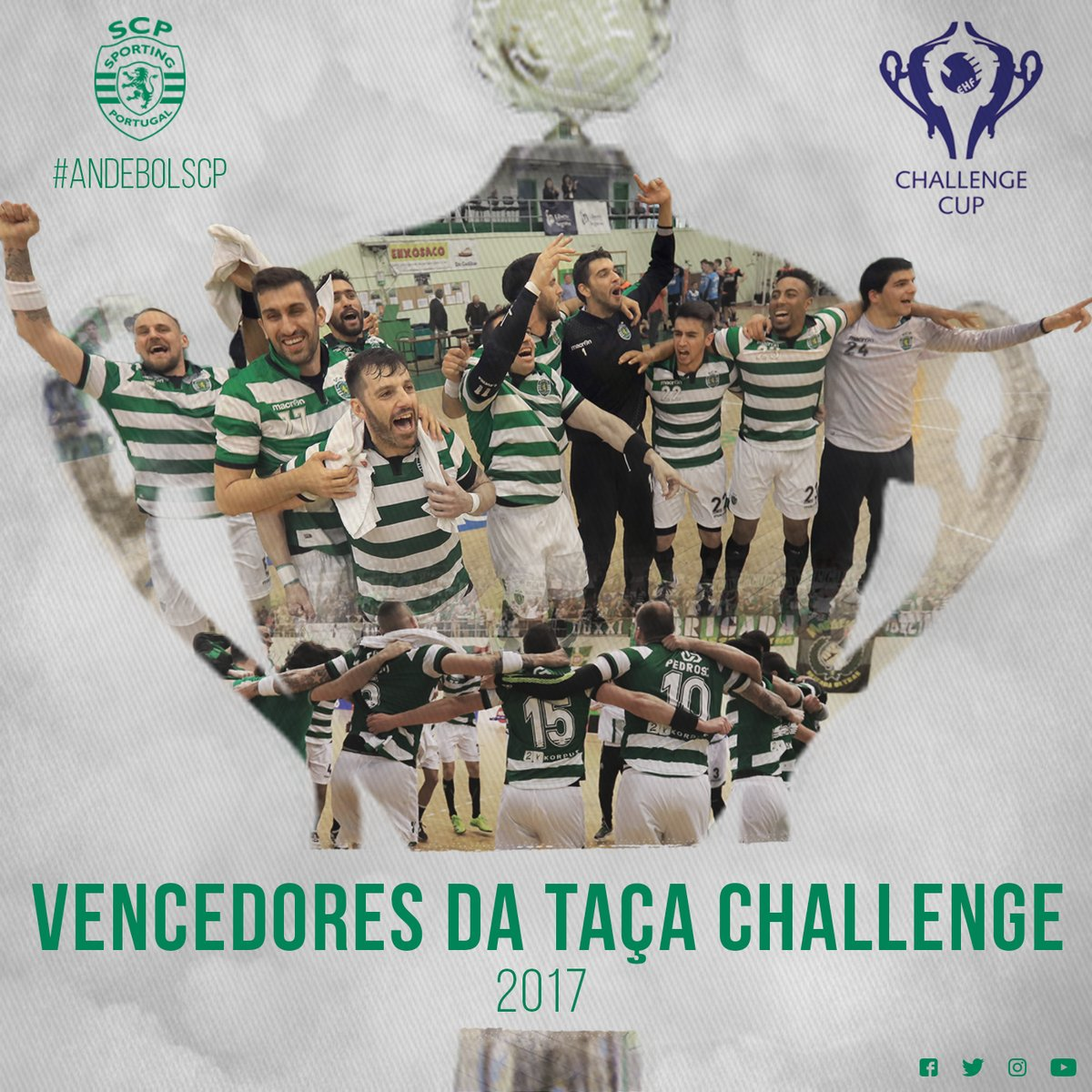 sporting vencedores